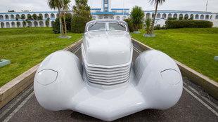 El espacial Tetanus Cord es uno de los legendarios coches que podrán...