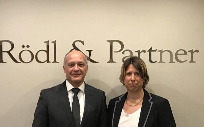 Rödl & Partner incorpora a dos socios en Barcelona
