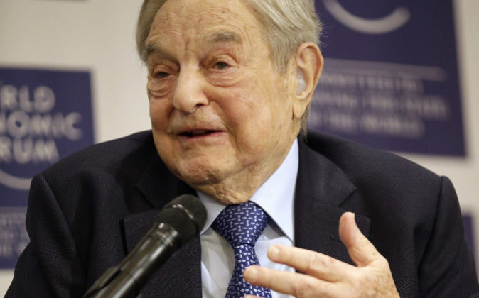 George Soros advierte del riesgo de