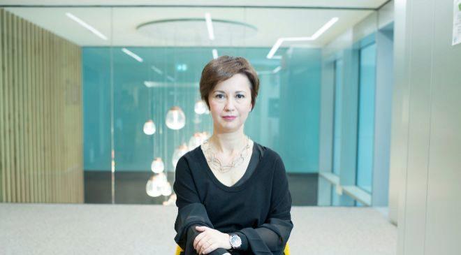 Mariangela Marseglia, 'country manager' de Amazon.es y...