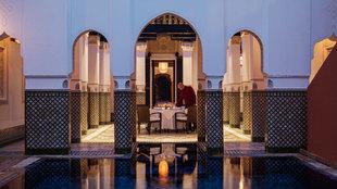 La zona del Hotel La Mamounia más fotografiada por famosos e...