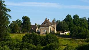 El Château de Cautine se sortea, cada papaleta cuesta poco más de 11...