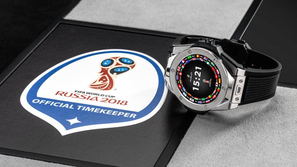 Sólo unas dos mil personas podrán tener un reloj Hublot similar al...