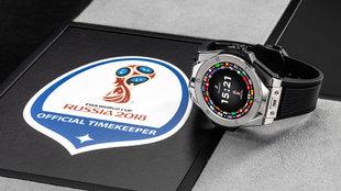 Sólo unas dos mil personas podrán tener su reloj Hublot similar al...