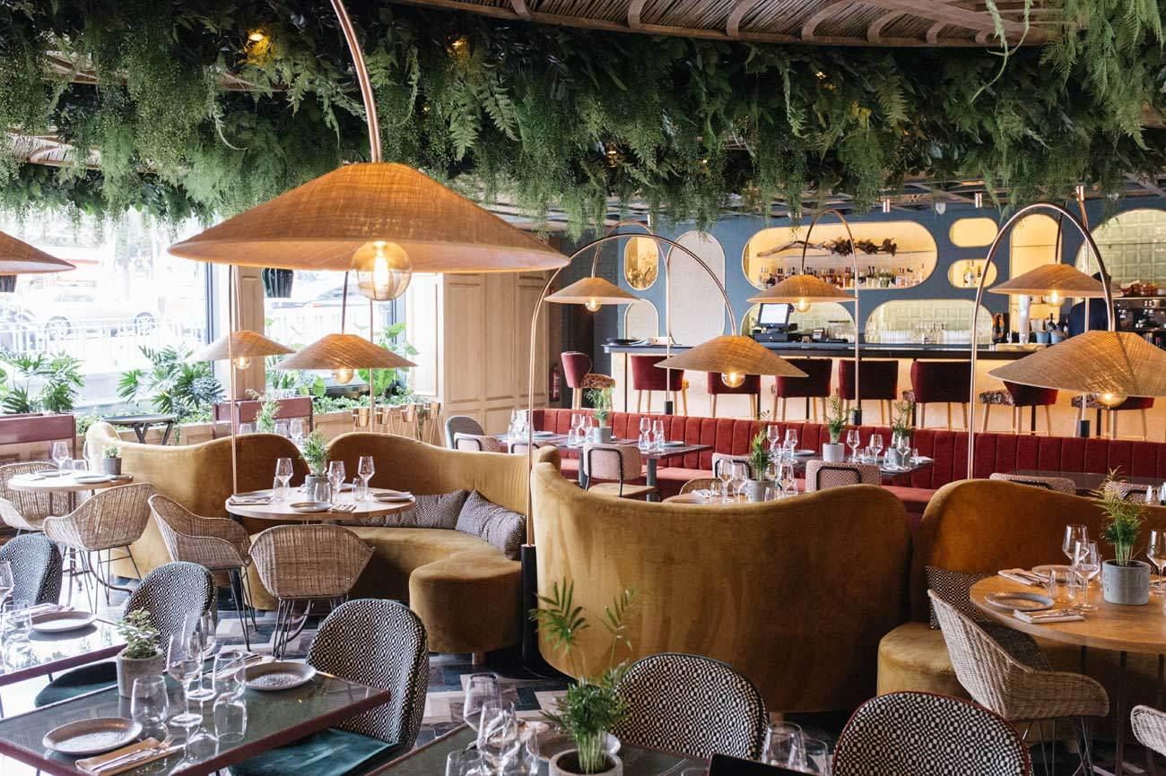 Ubicado en el nuevo hotel cinco estrellas VP Plaza España Design,...