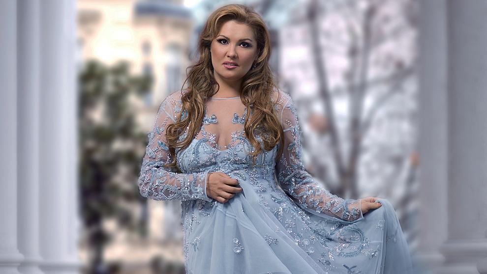 La soprano rusa, 46 años, en una imagen reciente. En septiembre...