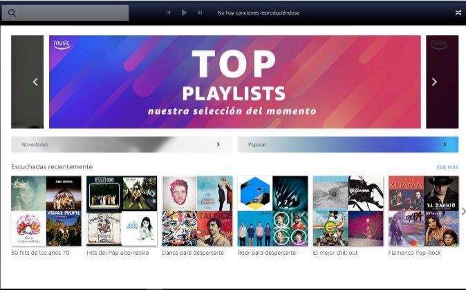Amazon lanza Prime Music en España: gratis y sin anuncios