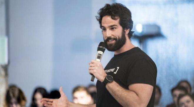Alejandro Artacho, consejero delegado y cofundador de Spotahome.