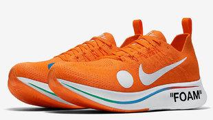 Nike x Off-White Zoom Fly Mercurial Flyknit. Precio: c.p.v.