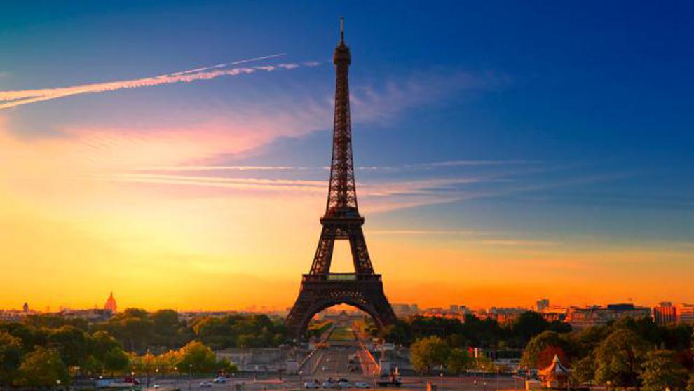 Torre Eiffel París-Francia.
