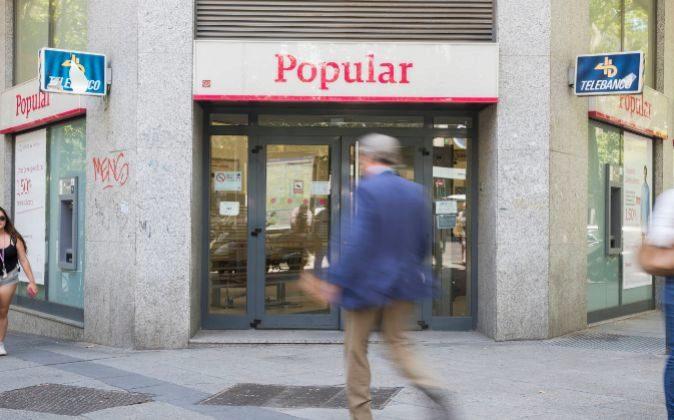 Un juzgado de Valladolid condena a Popular a anular una compra de acciones de la ampliación de 2016