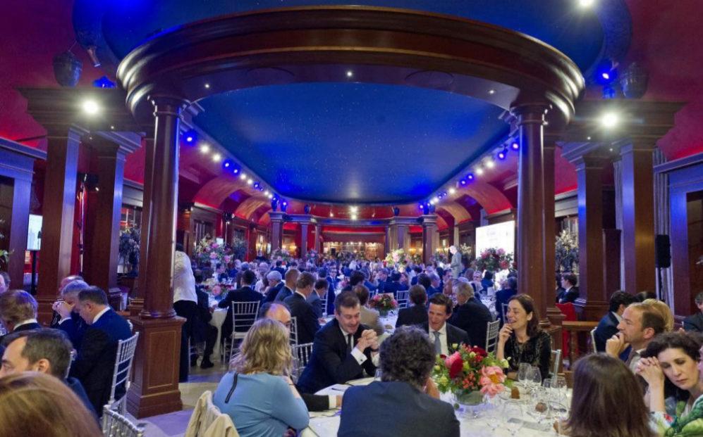 La entrega de los Premios Expansión Jurídico, que tuvo lugar en el...