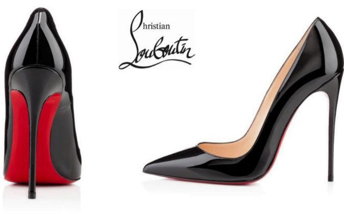 Sentencias: El TJUE avala como marca el color rojo en las suelas de los zapatos Louboutin