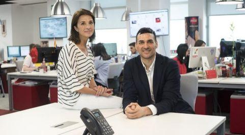Belén Martínez, directora del Centro de Interacción con el...