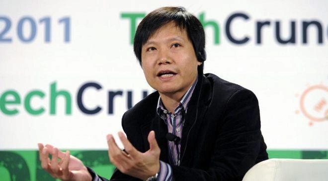 Lei Jun, primer ejecutivo de Xiaomi.