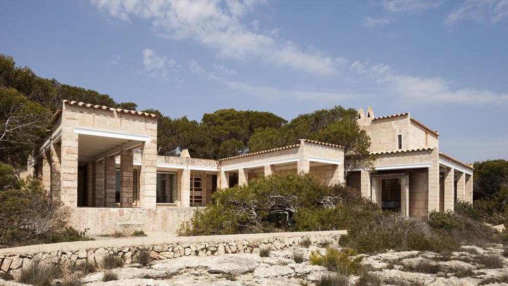 Después de la Ópera de Sidney, Can Lis (Mallorca) es la obra más...