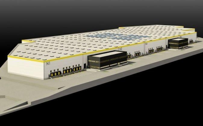 Pavasal suma 175.000 m2 de suelo logístico con una plataforma en Ribarroja