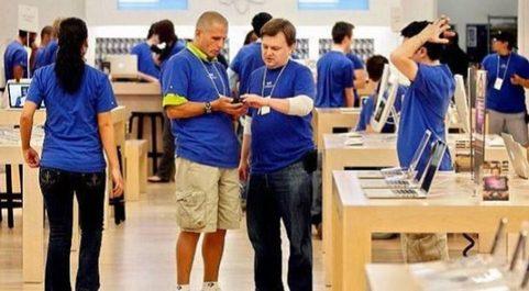Tienda de Apple en Estados Unidos