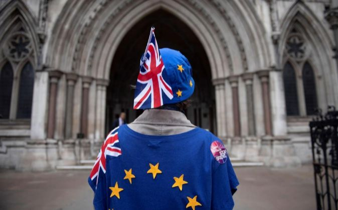 La economía británica ha dejado de crecer cerca de un 2% desde el referéndum del Brexit