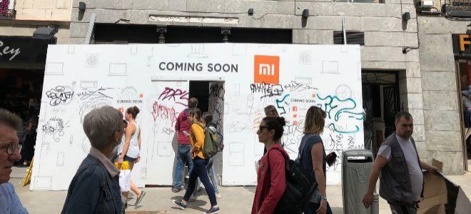 Xiaomi abre una nueva tienda en la Puerta del Sol ec0755e3215