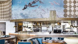 Fish, de decoración sofisticada y marina, sólo servirá cenas en las...