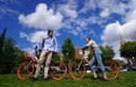 España se sube a las bicis compartidas