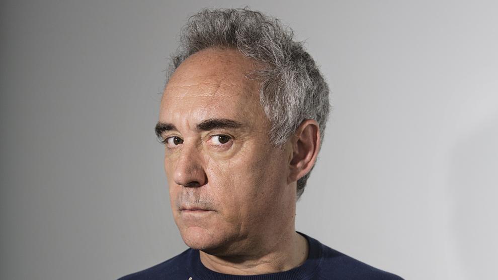 Ferran Adrià desvela para Fuera de Serie los secretos de su nuevo...