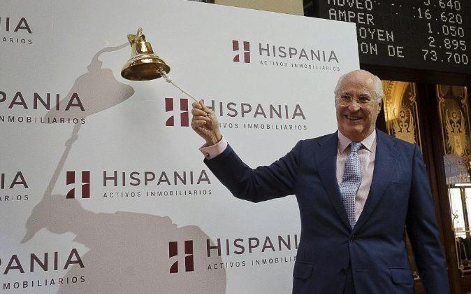 Blackstone eleva su opa por Hispania a 18,25 euros por acción