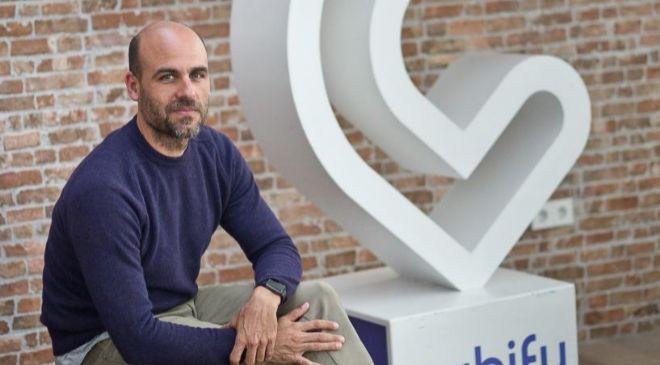 Mariano Sylveira, director general en Europa de Cabify.
