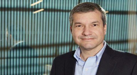 El director general de P&G en España y Portugal, Javier Solans.