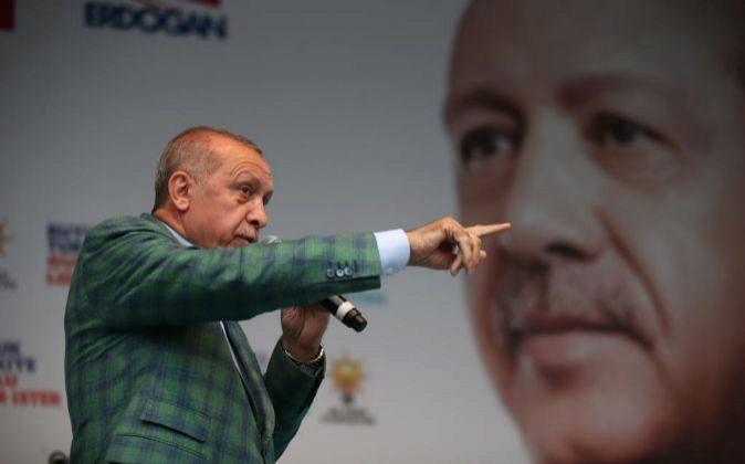 Primeros resultados de los comicios presidenciales dan la reelección a Erdogan — Turquía