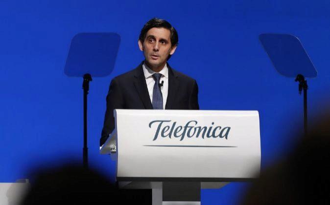 DF: Telefónica propone la creación de una 'Constitución Digital