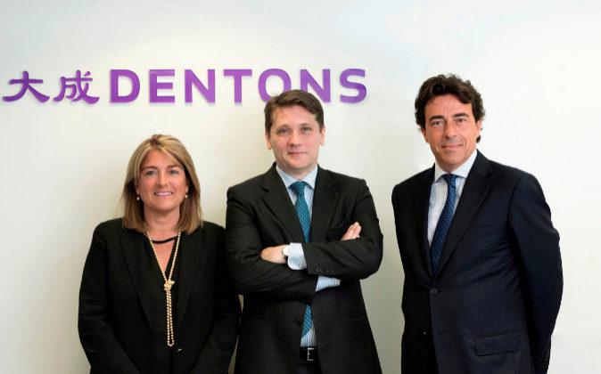 Nieves Briz, directora de Dentons Barcelona