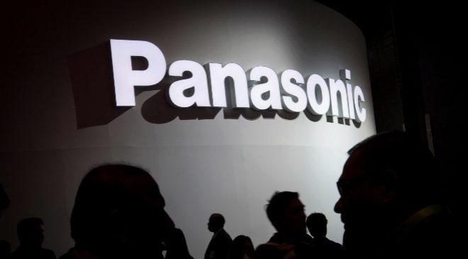 Logo de Panasonic.