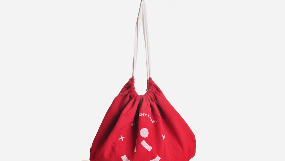 BE2 el bolso toalla de Be Irreverent.