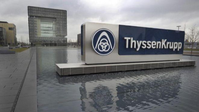 Acero: Thyssenkrupp y Tata Steel sellan importante acuerdo