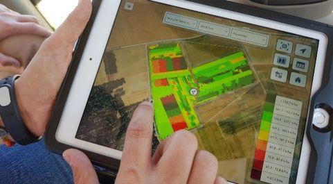 La plataforma digital de Dekalb emite recomendaciones de siembra,...