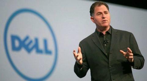 El consejero delegado de Dell, Michael Dell.