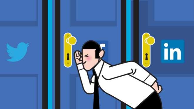 Qué fisgan los reclutadores cuando entran en nuestras redes