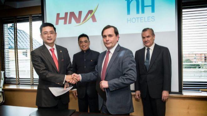 Muere el presidente de HNA en un accidente en Francia