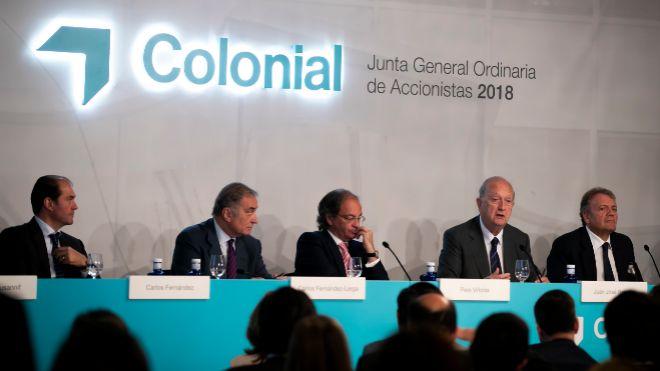 Colonial y Axiare hacen efectiva su fusión