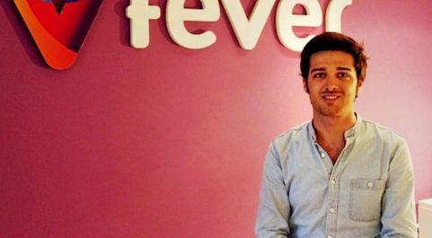 Ignacio Bachiller es el CEO de Fever.