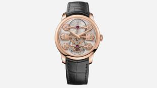 El reloj de bolsillo La Esmeralda es uno de los grandes hitos de la...