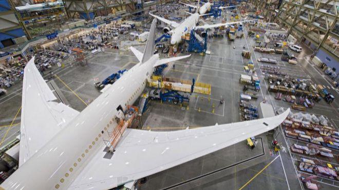 Embraer y Boeing se unen para crear una nueva empresa aérea