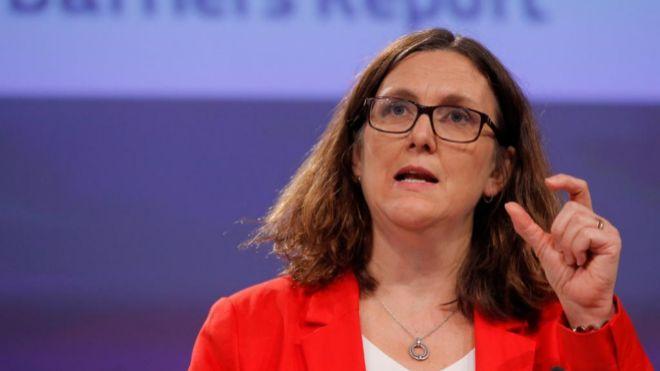 Bruselas introducirá medidas provisionales para proteger mercado UE de acero