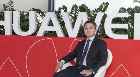 Tony Jun Yong, consejero delegado de Huawei España.