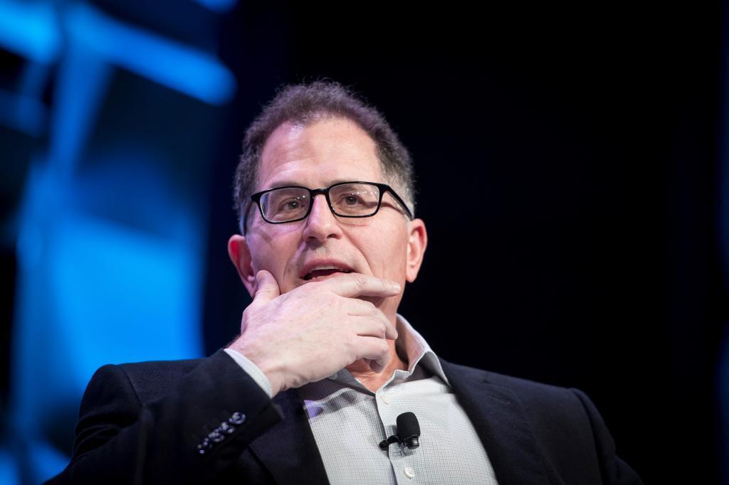 Michael Dell, CEO de Dell Technologies.