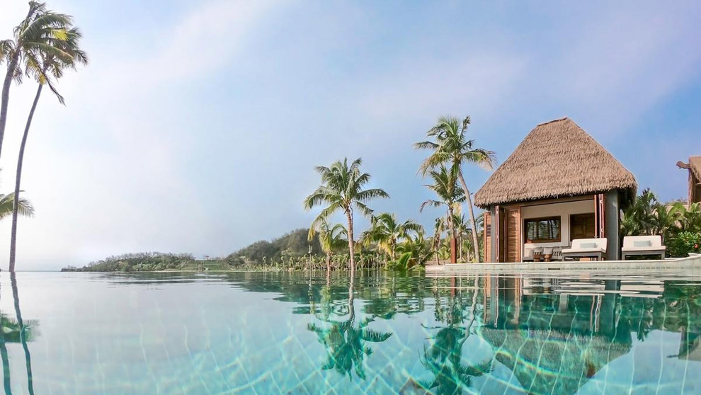 Six Senses, el resort más sostenible en Fiji.