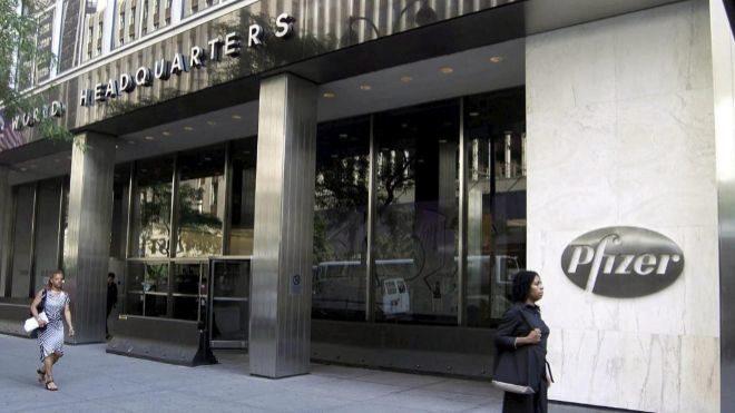 Pfizer dividirá operaciones en tres unidades para entrar al negocio hospitalario