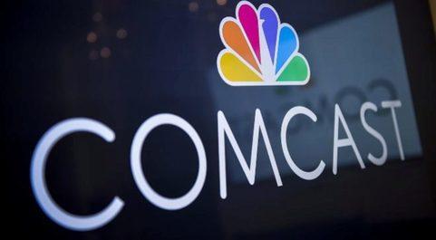 Logo de Comcast.
